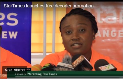 StarTimes launches Eye Free Decoder promotion