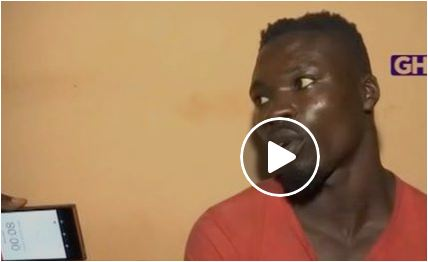 Watch suspect narrate incidents that led to the murder of Captain Maxwell Mahama