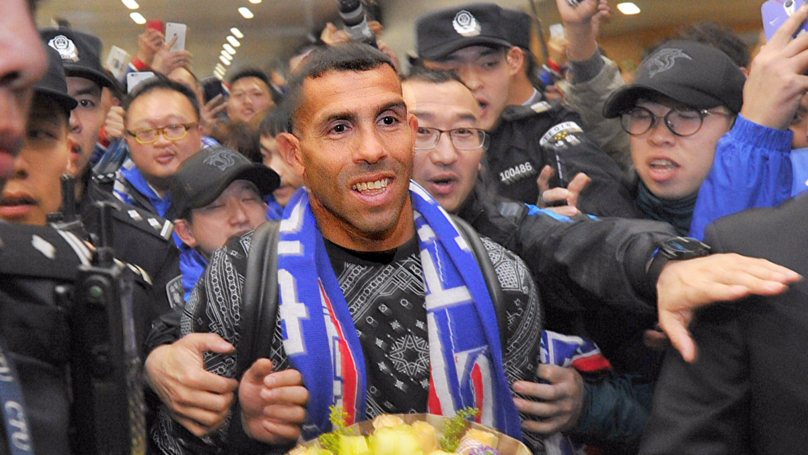 Carlos Tevez Isn't Football's Highest Paid Player After All