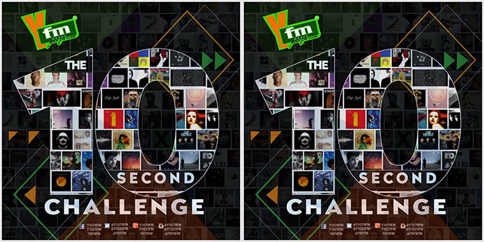 WIN UPTO GHC5000 WITH YFMs 10 SECONDS CHALLENGE