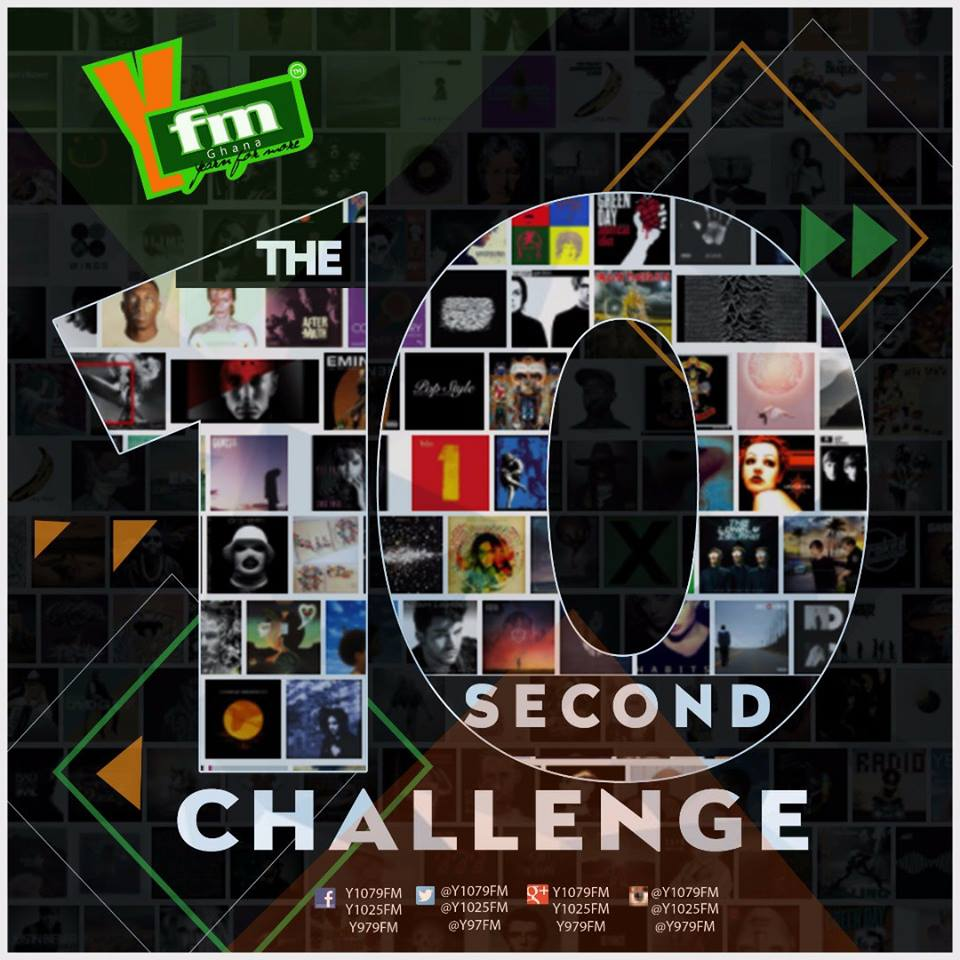 YFM's 10 Seconds Challenge Gives Out GHc740 So Far