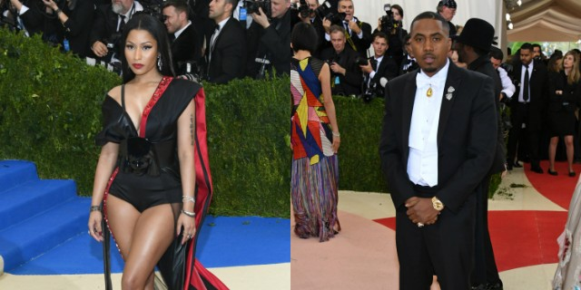 Nicki Minaj Confirms Relationship with Nas