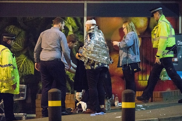 Manchester Arena: 19 dead after explosion at Ariana Grande concert