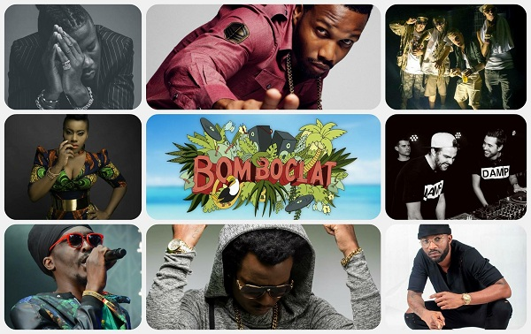 Stonebwoy to rock Bomboclat Festival mainstage with Konshens, Agent Sasco, Charly Black, others in Belgium this July