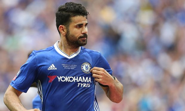 Diego Costa: Antonio Conte has told me I am not wanted at Chelsea next season