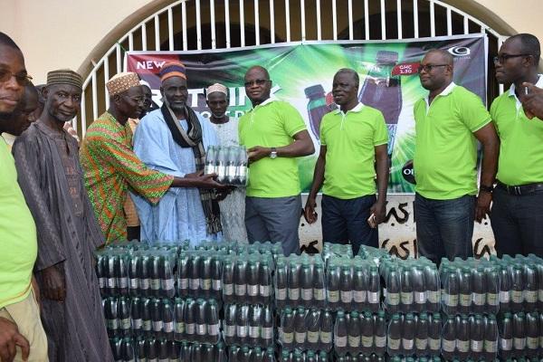 Guinness Ghana Brewery Limited's (GGBL) Orijin Zero Supports 2017 Ramadan