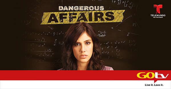 GOtv Excites Ghanaian Fans With New Telenovela 'Dangerous Affairs'