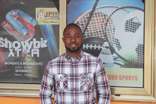 Perry Baka Wins Happy FM's 'Agorohene' Reality Show