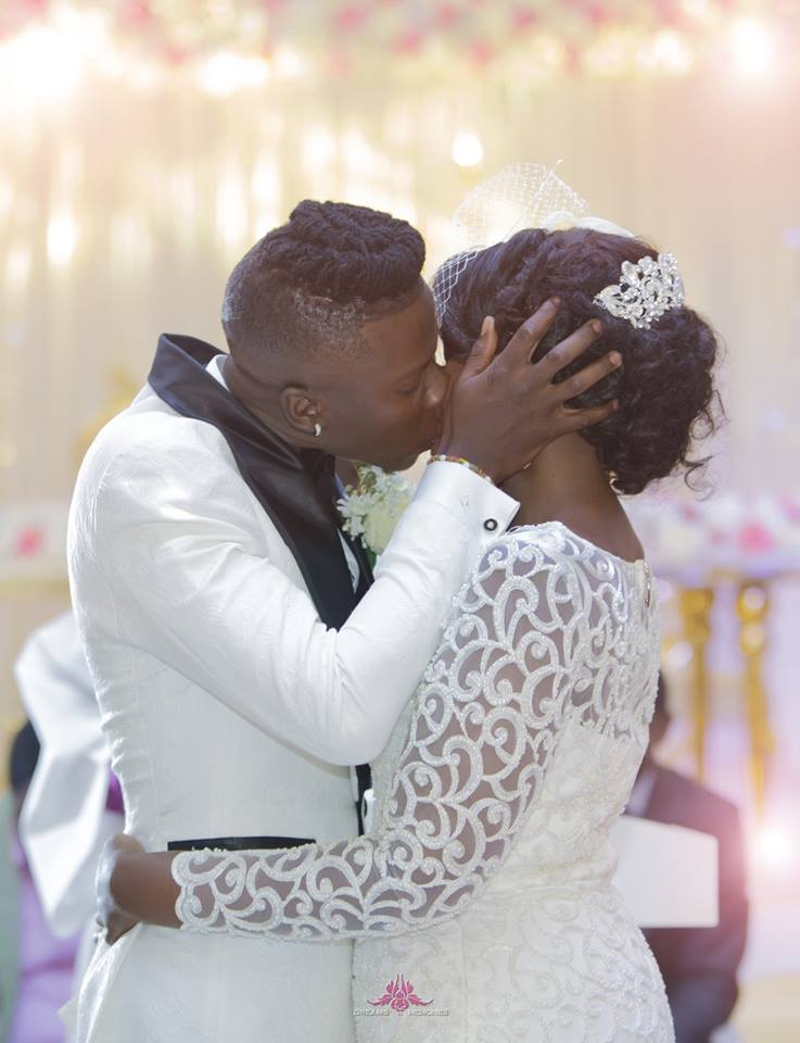 Stonebwoy Reacts to Reports Indicating His Wife Dr Louisa is Pregnant
