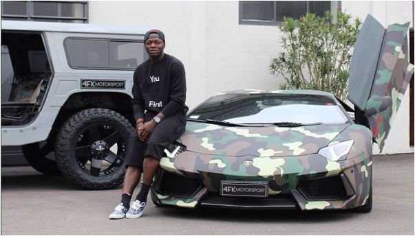 Sulley Muntari Lists All the Cars He Owns