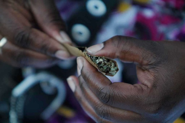 Ghana ranked 3rd in marijuana use in the world; leads in Africa