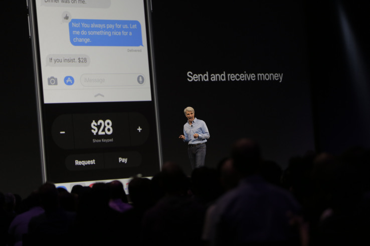 You can now send your friends money inside iMessage