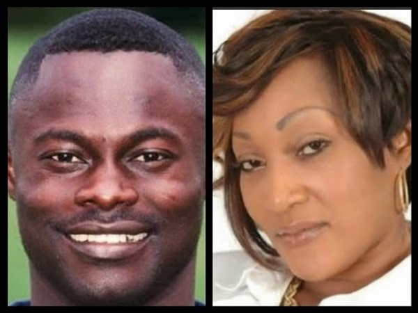Court grants Odartey Lamptey divorce - rejects 50% split of his assets