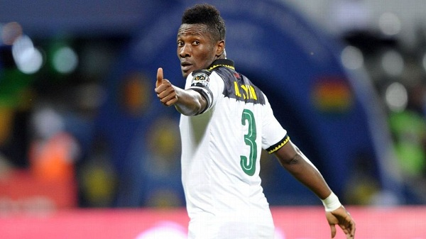 Asamoah Gyan open to Major League Soccer move