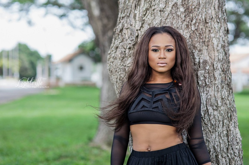 How Prince David Osei, Lydia Forson, Gloria Osei Sarfo Reacted to Christabel EKEH's NUDE PHOTOS