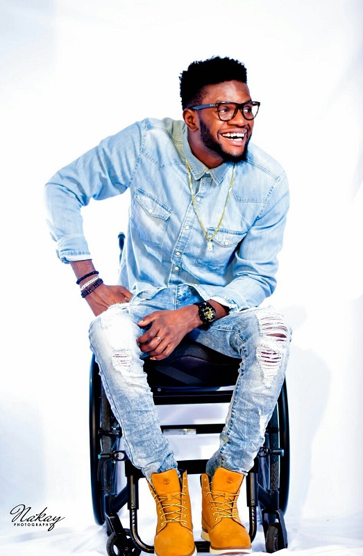 Ogidi Brown flies to Ghana to promote 'One Chance'