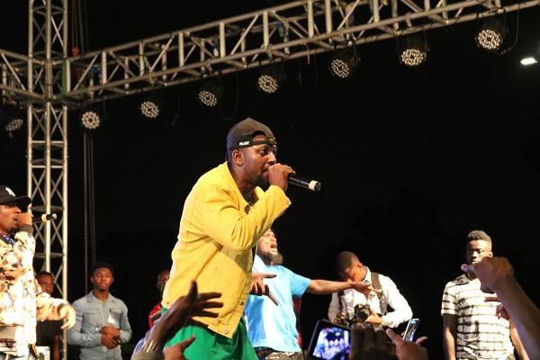 VIDEO: This is How Yaa PONO Performed 'GBEE NAABU' at #YFMAreaCodesJAM