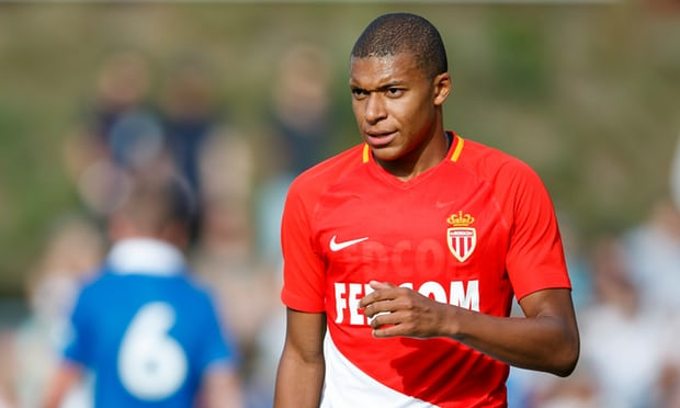 Real Madrid closing in on £161m world record deal for Kylian Mbappe
