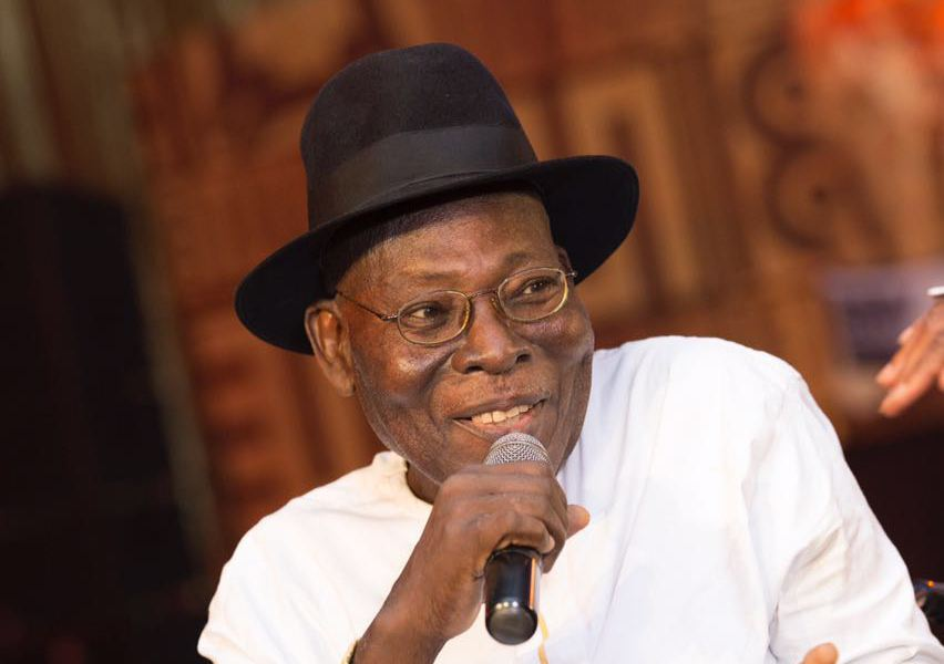 Ghana's Highlife Legend Paapa Yankson DEAD