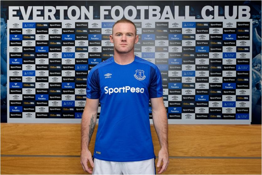 Rooney returns to Everton
