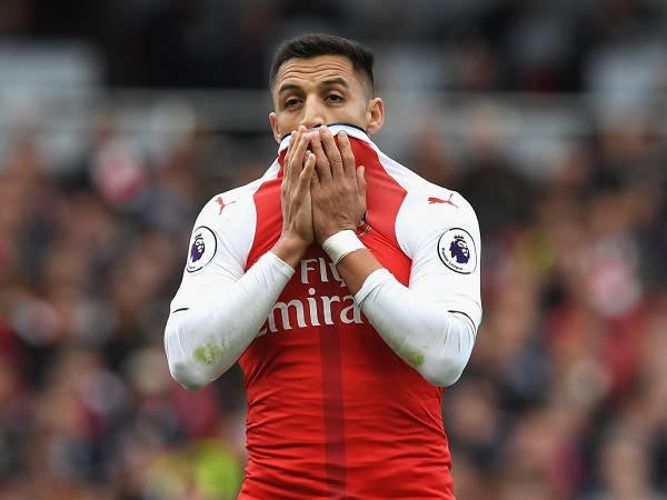 Alexis Sanchez admits he wants to leave Arsenal
