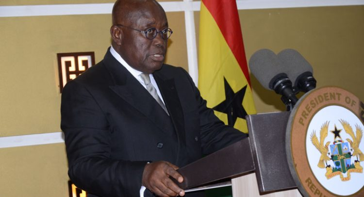 """Akufo-Addo To """"Deal"""" With Charlotte Osei Impeachment Petition Today"""