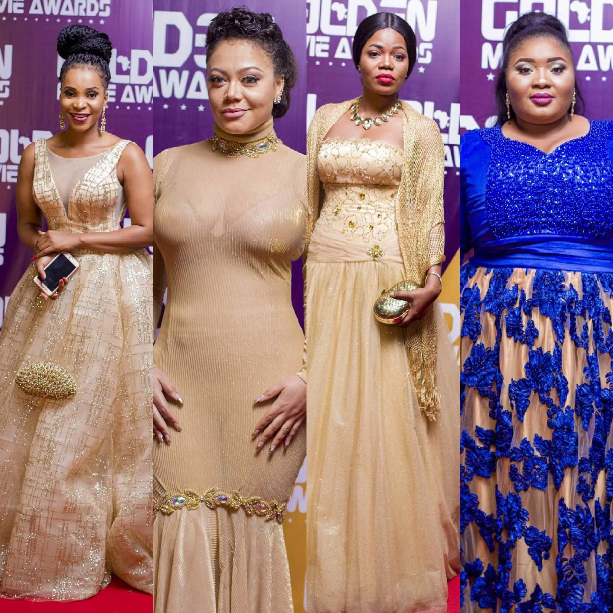 Yvonne Nelson Blasts Organizer of Golden Movie Awards