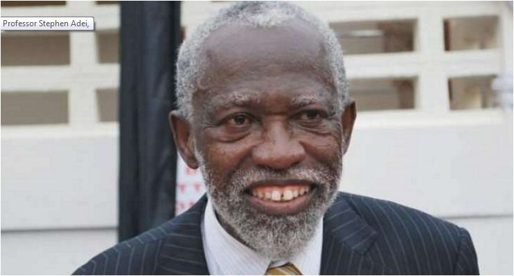Don't celebrate Kwame Nkrumah as the founder of Ghana - Prof Adei