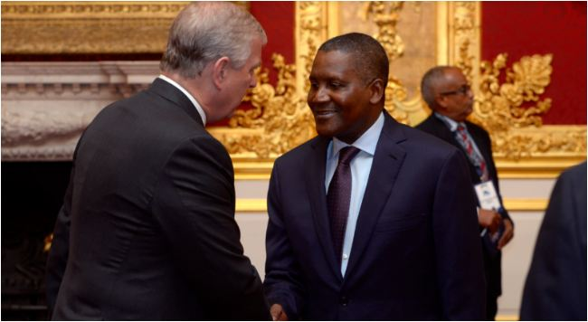 Africa's Richest Man Wants To Buy Premier League Club