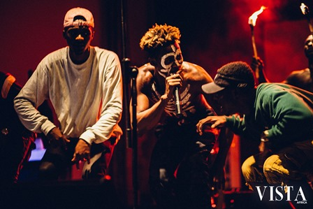 Alliance Francaise Accra presents 'Phreak Out Live' on August 11
