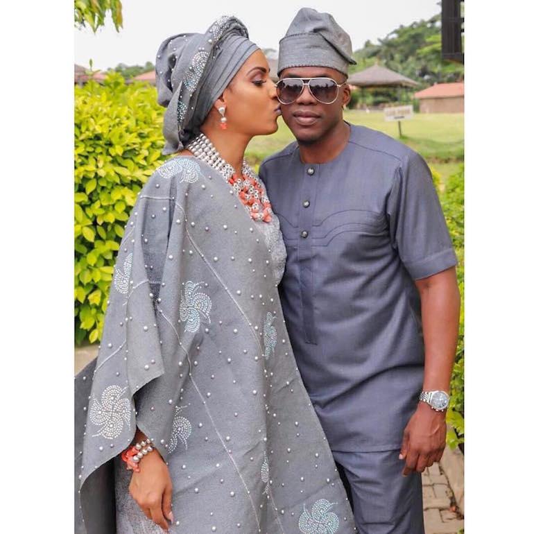 PHOTOS: Juliet Ibrahim Shares Photos of Her New Nigerian Boyfriend