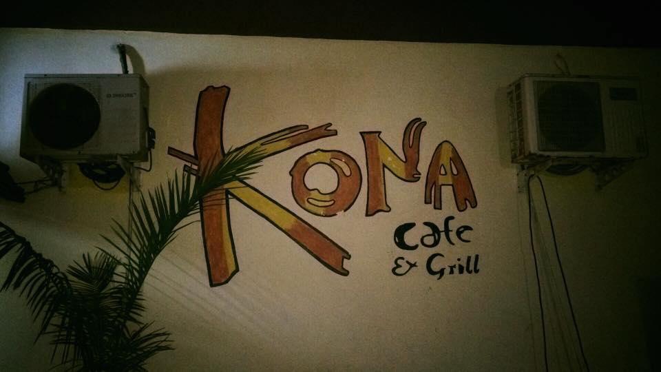 Bouncer of Kona Cafe & Grill in OSU Slaps LADY Customer Twice