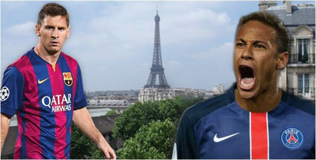 Lionel Messi Confirms Neymar's Transfer To Paris Saint-Germain