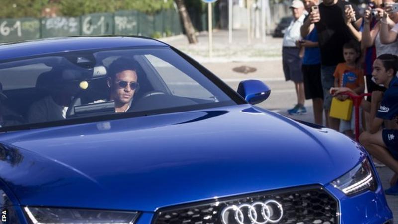 Neymar to earn £40.3m a year at Paris St-Germain