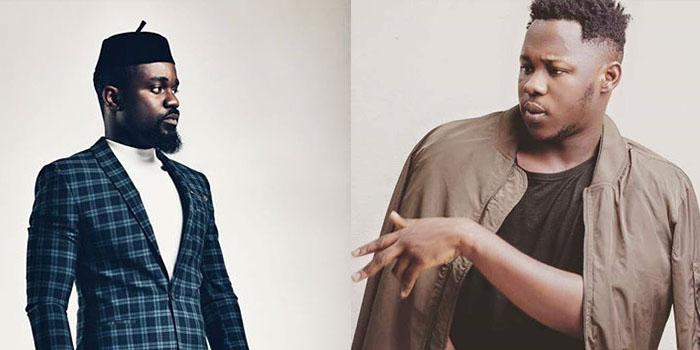 Sarkodie lists his top 5 rapper