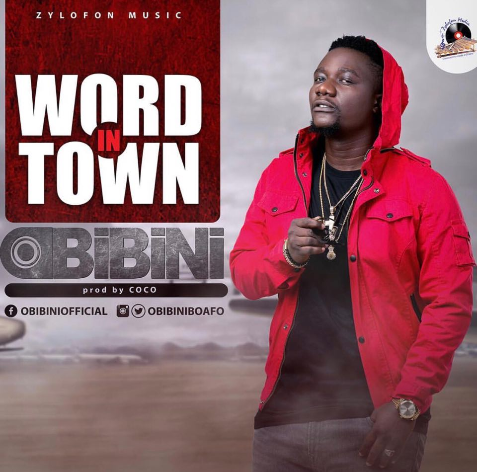 "LISTEN UP: Obibini premieres ""Word In Town"""
