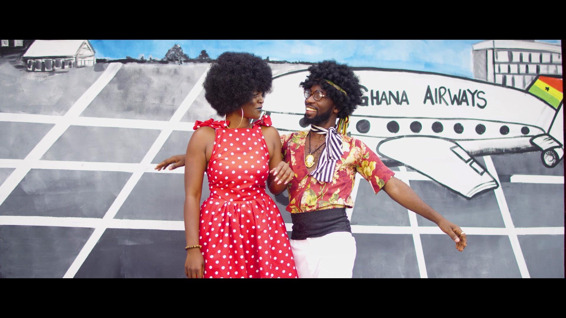 WATCH: Bisa Kdei premieres 'Sister Girl'