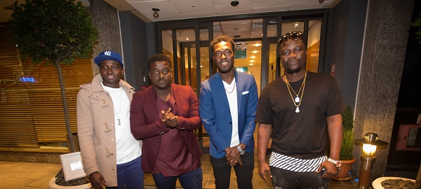 Zylofon Media meets Reggy and Bollie as they discuss possible businesses and collaborations