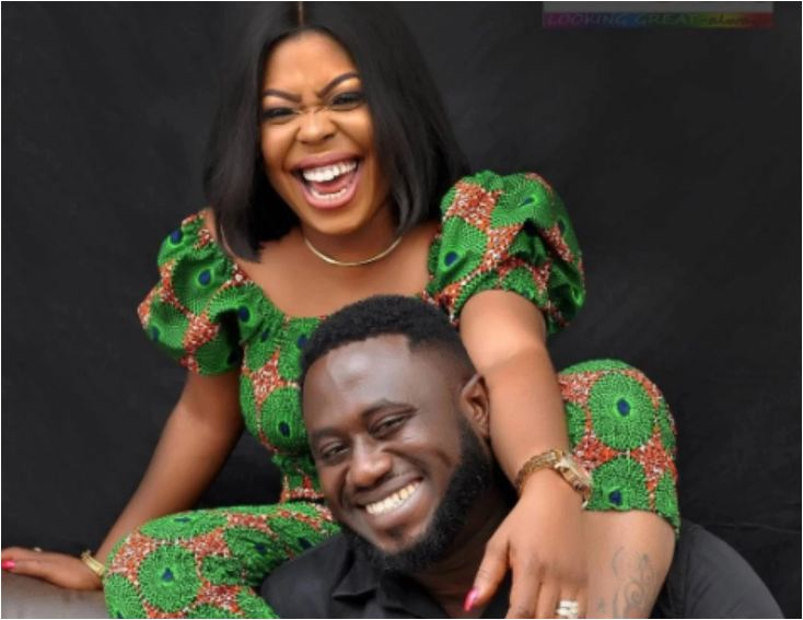 Afia Schwarzenegger Breaks Silence After Reports Indicated her husband left her after catching her in bed with another man
