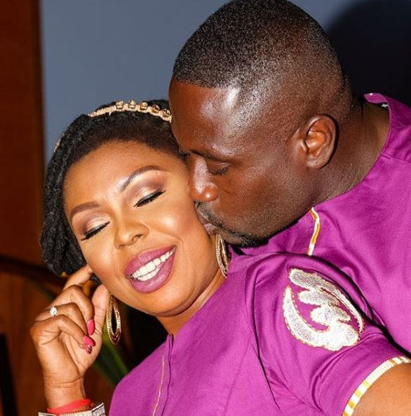LISTEN: Afia Schwarzenegger's husband Lawrence Abrokwa Finally Speaks!