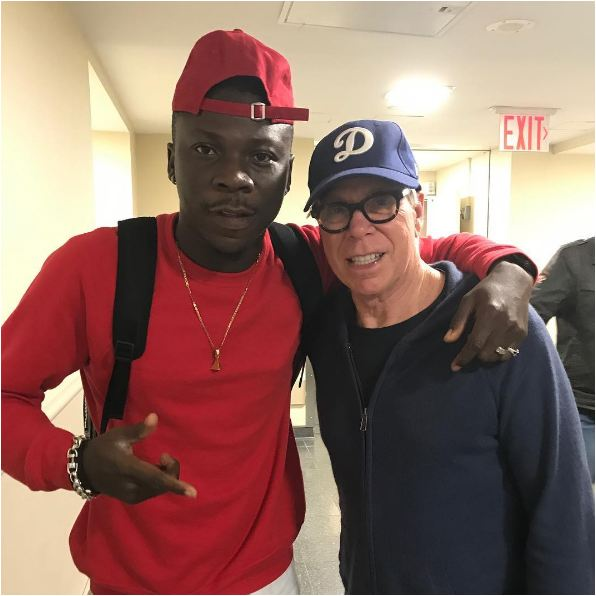 Stonebwoy Signs Brand Association Deal With Tommy Hilfiger