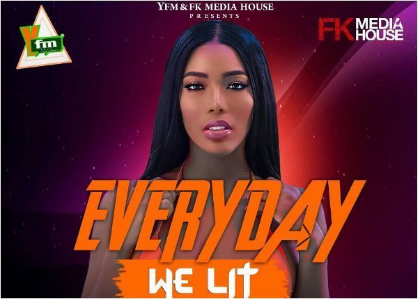 'Everyday We Lit' launched on Dryve of Your Lyfe