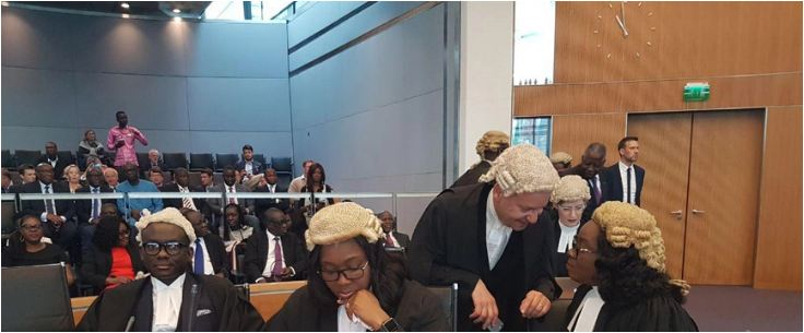 ITLOS Judgement: Ghana's adoption of equidistance accepted