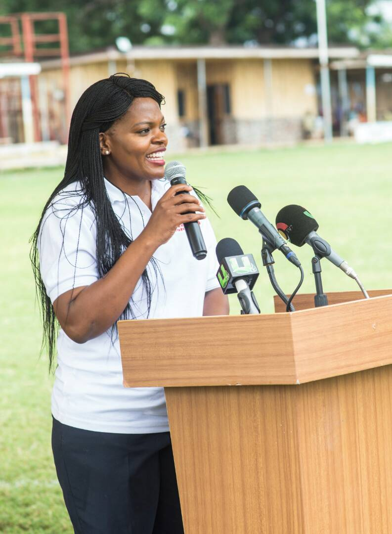 Vodafone Ghana Foundation Shows Ga East and West Women how to make money