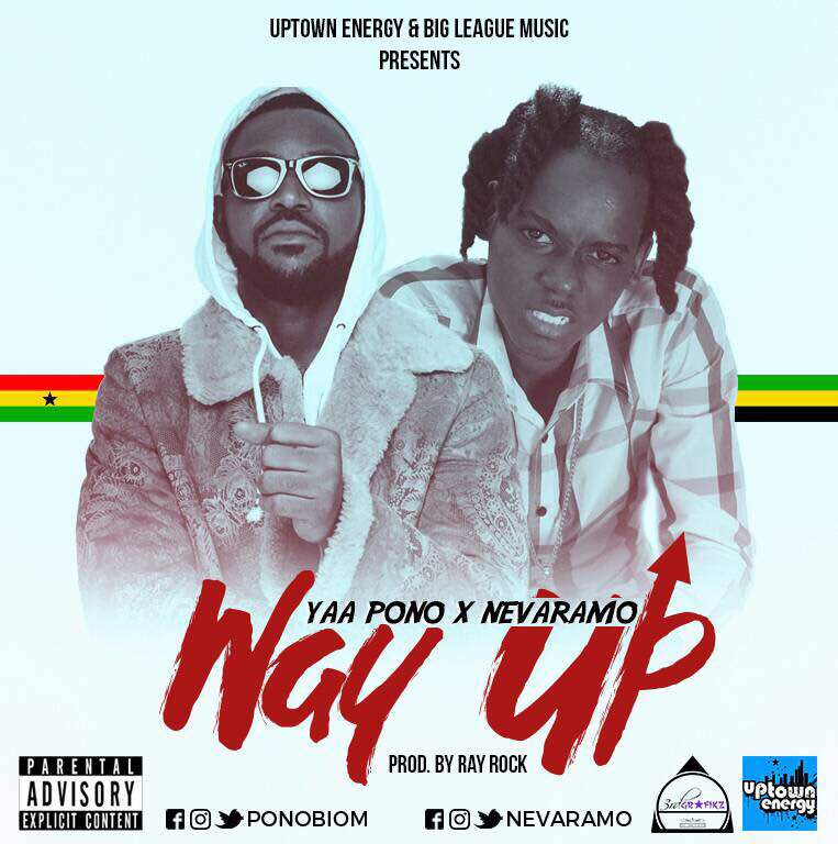 Listen Up: Yaa Pono premieres 'Way Up' featuring Nevaramo