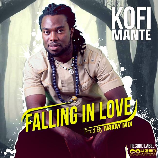 LISTEN UP: Kofi Mante premieres 'Falling In Love'