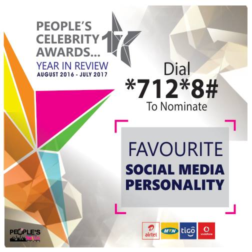 "People's Celebrity Awards ""Calls For Entry"""
