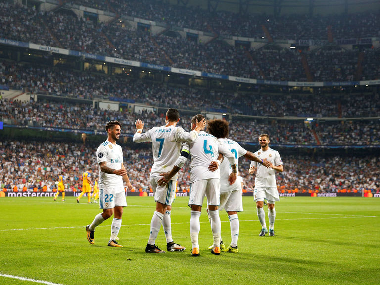 Real Madrid dominates shortlist for FIFA FIFPro World 11