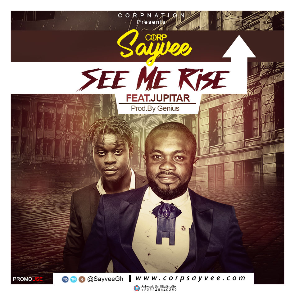 Listen Up: Sayvee features Jupitar on 'See Me Rise'