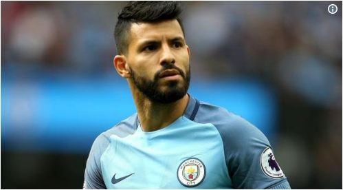 Sergio Aguero Injured In Car Crash In Amsterdam